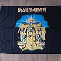 Iron Maiden - Other Collectable - Iron Maiden - Powerslave small flag