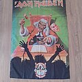 Iron Maiden - Other Collectable - Iron Maiden - First ten years flag
