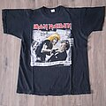 Iron Maiden - TShirt or Longsleeve - Iron Maiden - Be quick or be dead tshirt