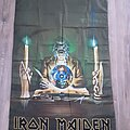 Iron Maiden - Other Collectable - Iron Maiden - 7th son innersleeve Eddie flag