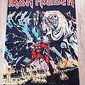 Iron Maiden - Other Collectable - Iron Maiden - The number of the beast big flag
