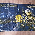 Iron Maiden - Other Collectable - Iron Maiden - Live after death small flag