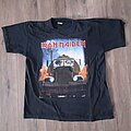 Iron Maiden - TShirt or Longsleeve - Iron Maiden - Real live tour tshirt