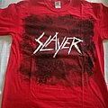 Slayer World Painted Blood Red Shirt plus Promo Poster