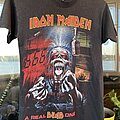 Iron Maiden - TShirt or Longsleeve - Vintage Iron Maiden T-shirt A real dead one