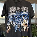 Cradle Of Filth - TShirt or Longsleeve - Vintage Cradle of Filth T-shirt