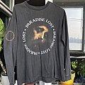 Paradise Lost - TShirt or Longsleeve - Vintage Paradise Lost longsleeve