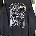 Obituary - TShirt or Longsleeve - Obituary 1993 Sweatshirt Blue Grape