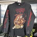 Cannibal Corpse - TShirt or Longsleeve - Cannibal corpse longsleeve Bloodthirst