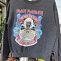 Iron Maiden - TShirt or Longsleeve - Iron maiden sweatshirt 1990 the decennium