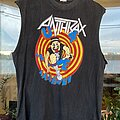 Anthrax - TShirt or Longsleeve - Anthrax tank top shirt