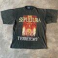Sepultura - TShirt or Longsleeve - Sepultura Territory 1993