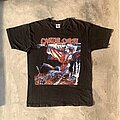 Cannibal Corpse - TShirt or Longsleeve - Cannibal corpse Tomb the mutilated 1992