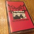 Mayhem - Tape / Vinyl / CD / Recording etc - Mayhem Deathcrush tape