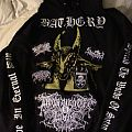 Hooded Top - Bathory Hoody w/ Black Metal Patches