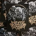Skeletal Remains Beyond the Flesh Woven Patch