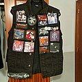Voivod - Battle Jacket - My First Battle Jacket!!! Made 2 weeks ago