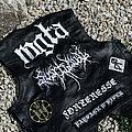 Mgła - Battle Jacket - BM vest update