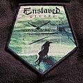 Enslaved - Patch - Enslaved Utgard - woodsmoke patch