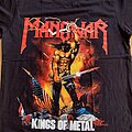Manowar - TShirt or Longsleeve - Manowar - Kings of Metal