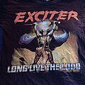 Exciter - TShirt or Longsleeve - Exciter - Long Live the Loud