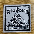 Crucifixion - Patch - Crucifixion - Take it or Leave it