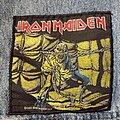 Iron Maiden - Patch - Iron Maiden - Piece Of Mind