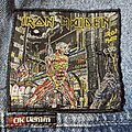 Iron Maiden - Patch - Iron Maiden - Somewhere in Time