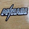 Mirage - Patch - Mirage logo patch