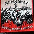 Holocaust - Patch - Holocaust - Heavy Metal Mania