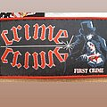 Crime - Patch - Crime - First Crime