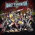 Bolt Thrower - TShirt or Longsleeve - t shirt