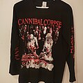 Cannibal Corpse - TShirt or Longsleeve - Cannibal Corpse - Butchered at Birth Long Sleeve