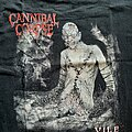 Cannibal Corpse - TShirt or Longsleeve - Cannibal corpse Vile tour 1996
