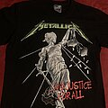 Metallica - TShirt or Longsleeve - Metallica-And Justice for All bootleg