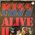 Other Collectable - KISS Alive 2 Vinyl Album