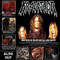 Krabathor - Tape / Vinyl / CD / Recording etc - Krabathor