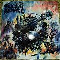 Hooded Menace - Tape / Vinyl / CD / Recording etc - Hooded Menace /  spllater vinyl