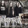 Krabathor - Tape / Vinyl / CD / Recording etc - Krabathor poster A2 from Pařát Magazine