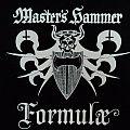 Master's Hammer - logo Formule 2016 patch 15x15cm