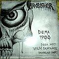 Krabathor - Tape / Vinyl / CD / Recording etc - LP Krabathor - Dema 1988  Nasphyr 2021