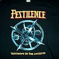 Pestilence - TShirt or Longsleeve - TS Pestilence - Testimony Of The Ancients - Sphere
