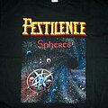 Pestilence - TShirt or Longsleeve - TS Pestilence -  Spheres