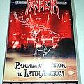 Pandemia - Tape / Vinyl / CD / Recording etc -  Pandemia DVD