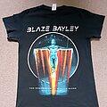 Blaze Bayley - TShirt or Longsleeve - Blaze Bayley Redemption of William Black Tour 2018 T-shirt