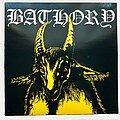 "Bathory - Tape / Vinyl / CD / Recording etc - BATHORY ""Yellow Goat"" vinyl LP BMLP 666-1 1984"