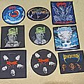 Obituary - Patch - Vintage patches (some used some mint)