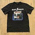 Black Sabbath - TShirt or Longsleeve - Black Sabbath Sabotage TS
