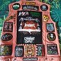 Death Angel - Battle Jacket - Pink one