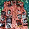 Death - Battle Jacket - Pink one_2